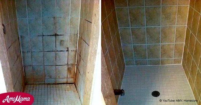 Truco sencillo para limpiar tu baño que podría ser más poderoso y efectivo que el cloro