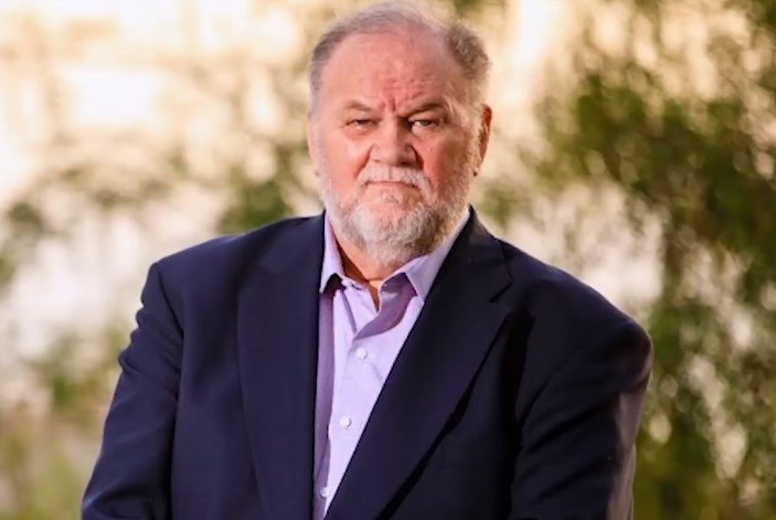 Thomas Markle | Quelle: Screenshot / YouTube / The Talko