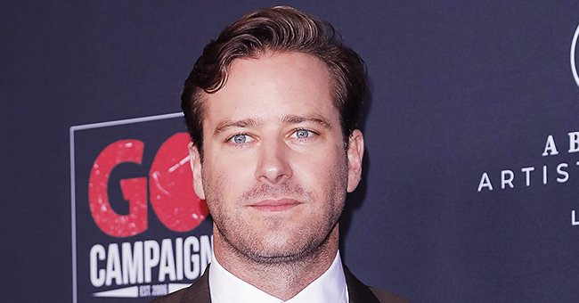 Armie Hammer of 'Cars 3' Looks Unrecognizable After Drastic Quarantine Makeover