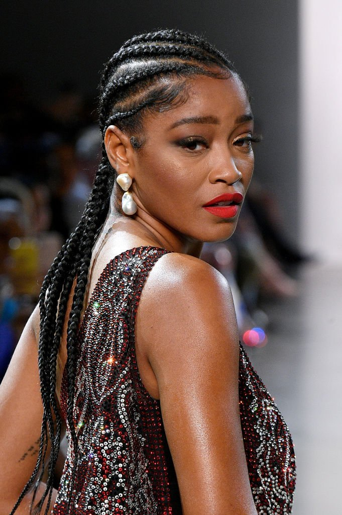 Keke Palmer walks the runway for Christian Cowan during New York Fashion Week: The Shows at Gallery II at Spring Studios | Photo: Getty Images