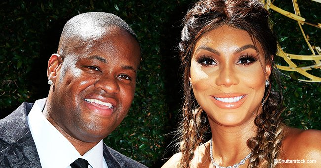 Tamar Braxton Opens up about Her 'Great' Relationship with Ex Vincent Herbert after Divorce Drama
