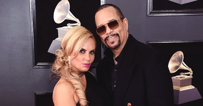 Ice-T's Wife Coco Criticized after Sharing Photo of Her Sleeping Husband & Daughter Chanel