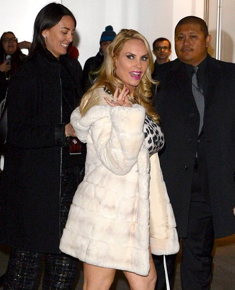 Coco Austin is seen in midtown on March 19, 2019 in New York City | Photo: Getty Images