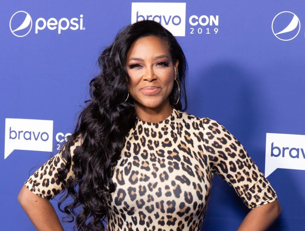 Kenya Moore attends opening night of the 2019 BravoCon at Hammerstein Ballroom | Photo: Getty Images