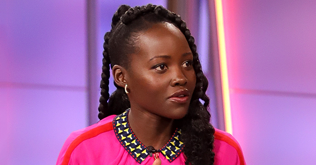 Lupita Nyong'o of 'Black Panther' Says She Was Once Told She's Too Dark to Be on Television