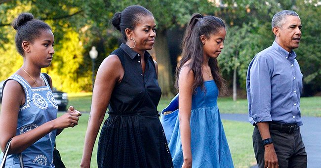 Barack & Michelle Obama Reveal Their Family Is Mourning the Death of Their Beloved Dog Bo