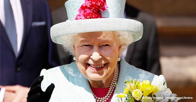 Familia real asiste a la misa en el cumpleaños de la Reina Elizabeth, pero sin Meghan Markle
