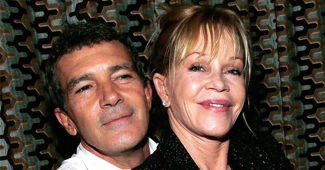 Antonio Banderas Talk about His Relationship with Ex-Wife Melanie Griffith