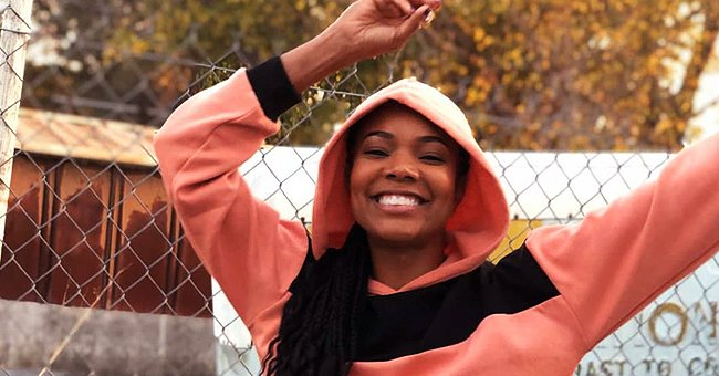 Gabrielle Union of 'Bring It On' Fame Shared a Cute Photo with Her Daughter Kaavia James