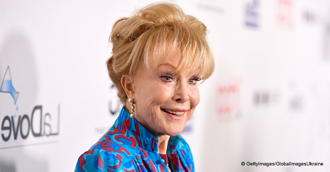 Barbara Eden Goes down Memory Lane about Working with 'I Dream of Jeannie' Co-Star Larry Hagman