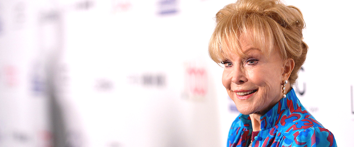 How Barbara Eden Coped with the Loss of Her Only Son