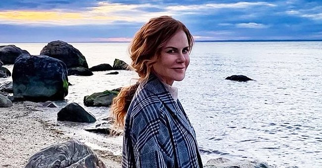 Nicole Kidman Posts 'Undoing' Behind-the-Scenes Photos to Celebrate SAG & Golden Globe Nominations