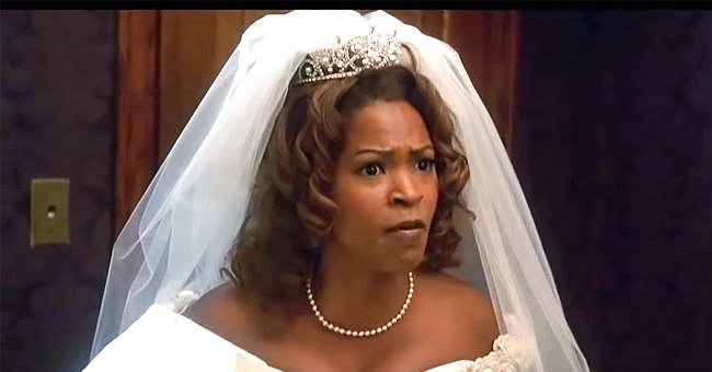 """A picture of Nia Long acting as Bird in a scene from """"Soul Food""""   Photo: Youtube.com/Movieclips"""