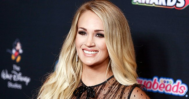 Carrie Underwood Has Fun with Sons Isaiah and Jacob at Jay Cutler's Farm in Adorable Pics