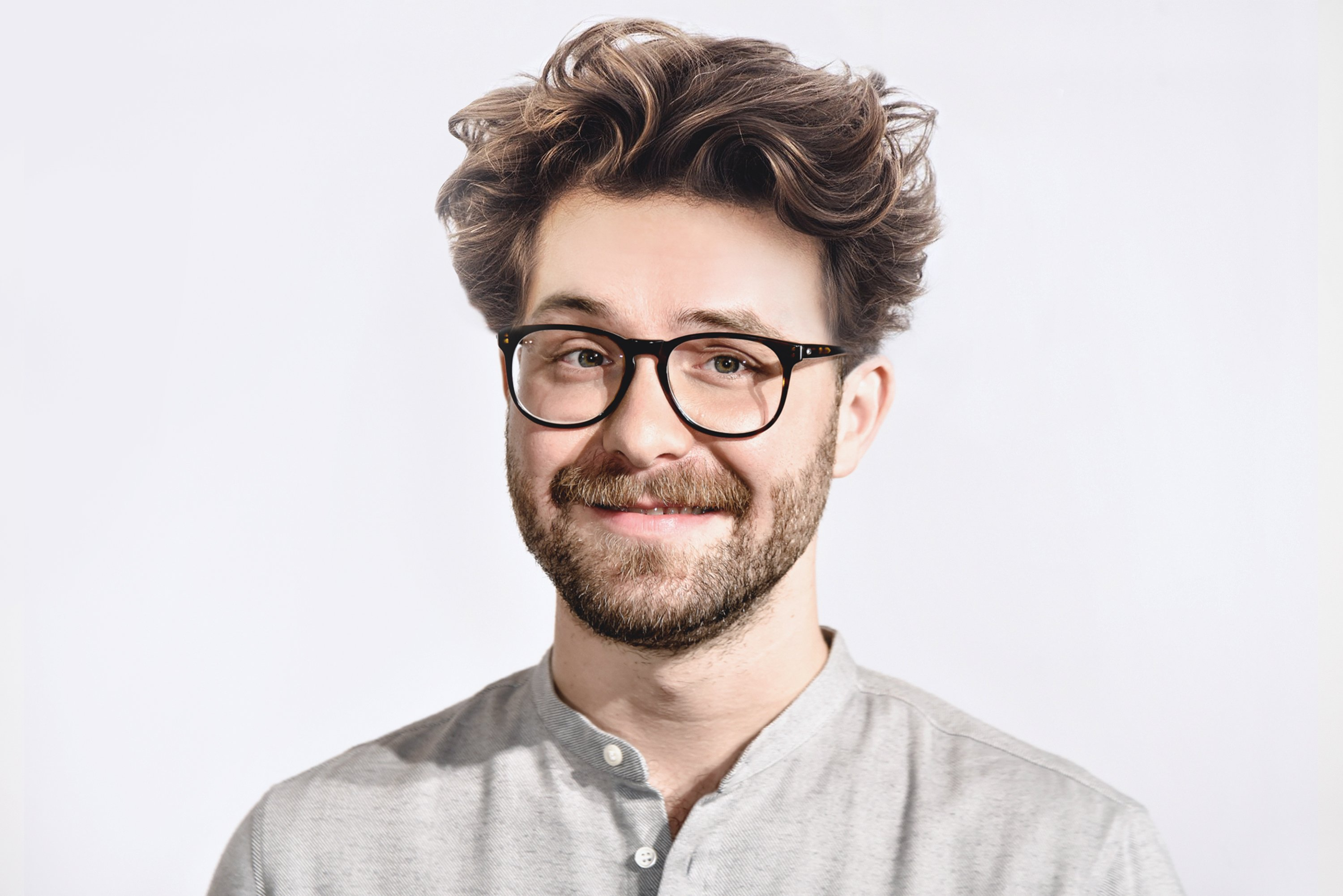 Mark Forster (Photoshop) | Quelle: Getty Images/Photoshop