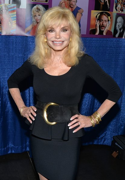 Loni Anderson at the Anaheim Convention Center at Anaheim, California on September 28, 2019. | Photo: Getty Images