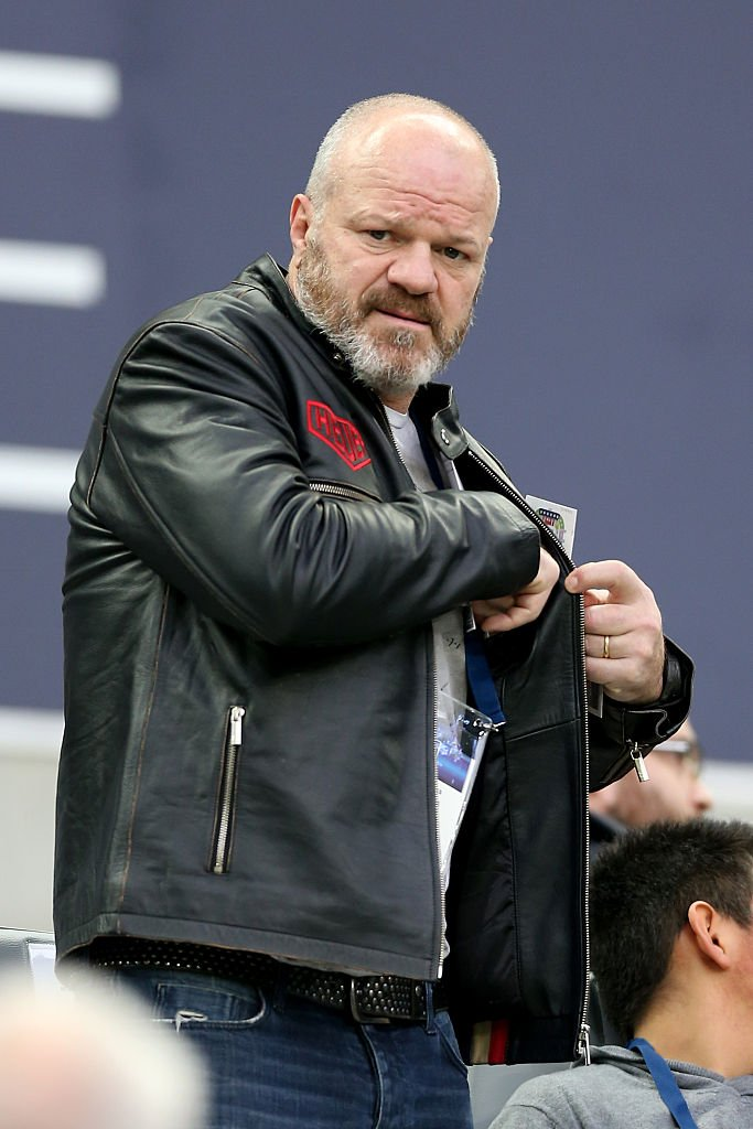 Philippe Etchebest.   Photo : Getty Images