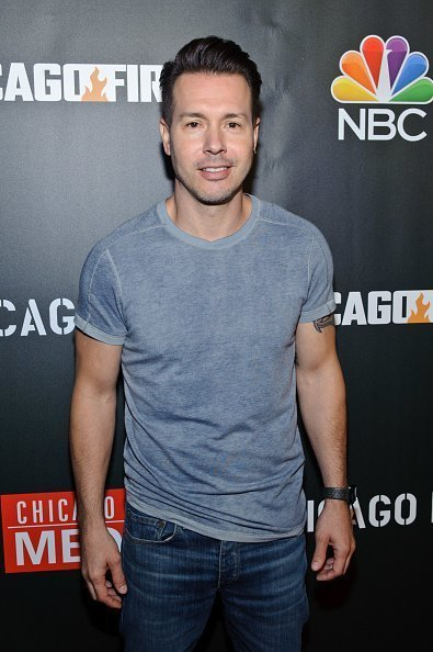 Jon Seda on September 10, 2018 in Chicago, Illinois. | Photo: Getty Images