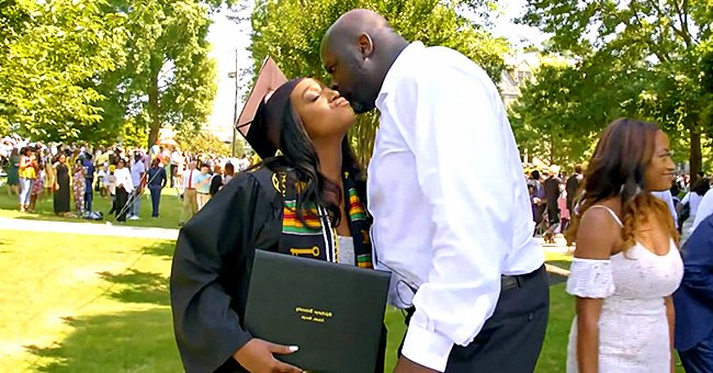 Shaquille O'Neal's First Daughter Taahirah Is All Grown & Graduated Magna Cum Laude in College