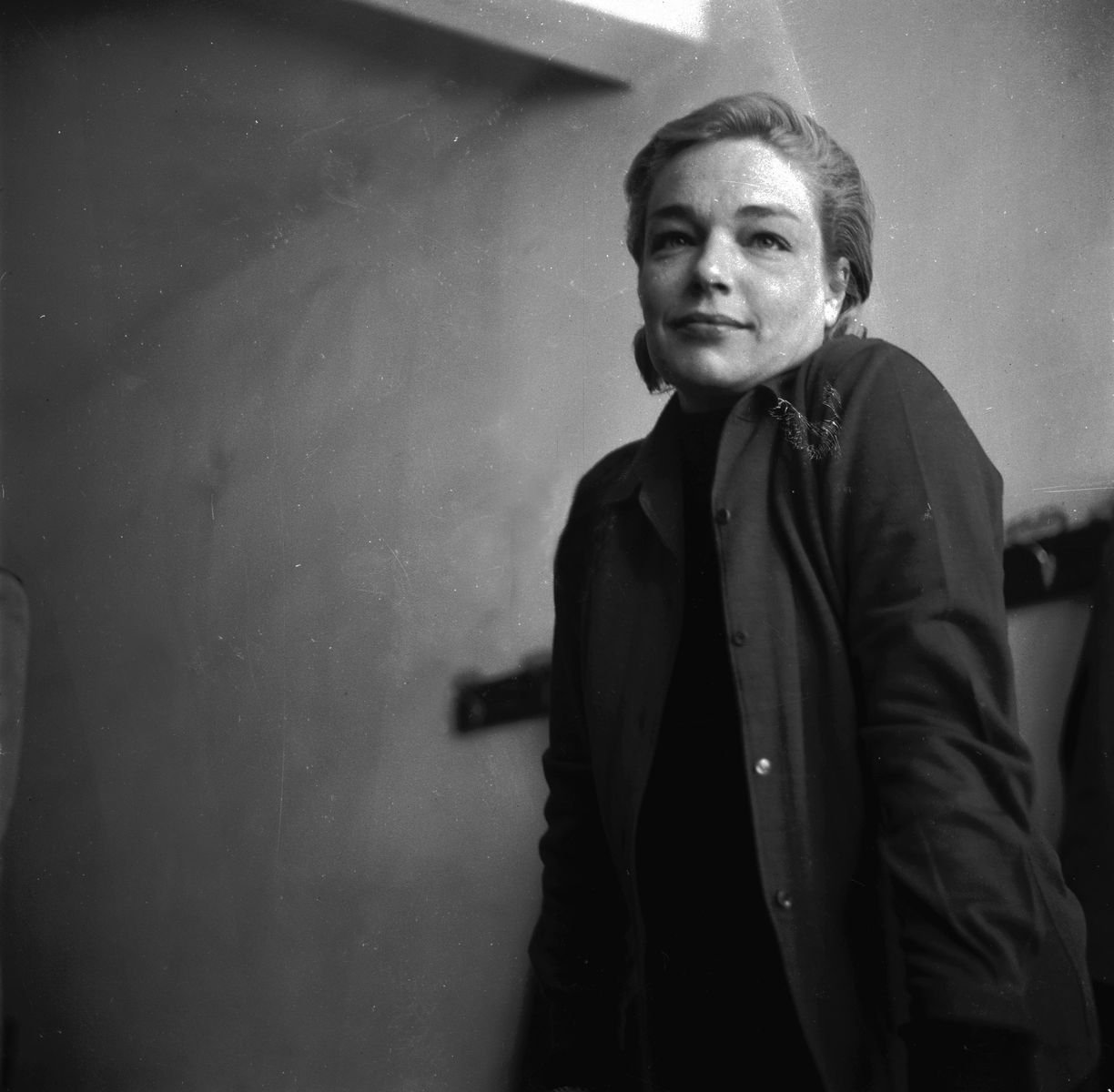 L'actrice Simone Signoret | Photo : Getty Images