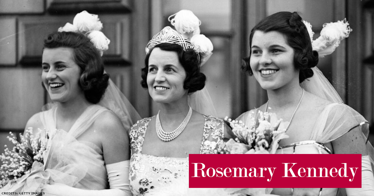 Rosemary Kennedy: The Forgotten Sister Of One Of The Most Powerful People In The World