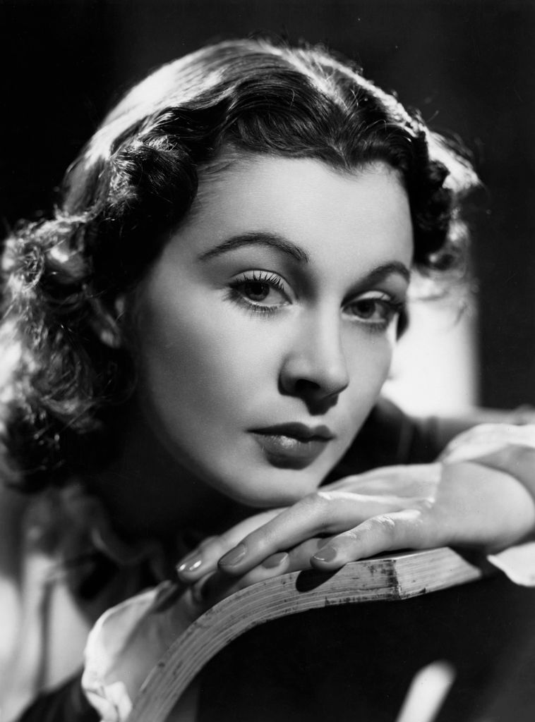 Promotional shot of Vivien Leigh in the play 'Serena Blandish' at the Gate Theatre in London in 1938 | Source: Getty Images