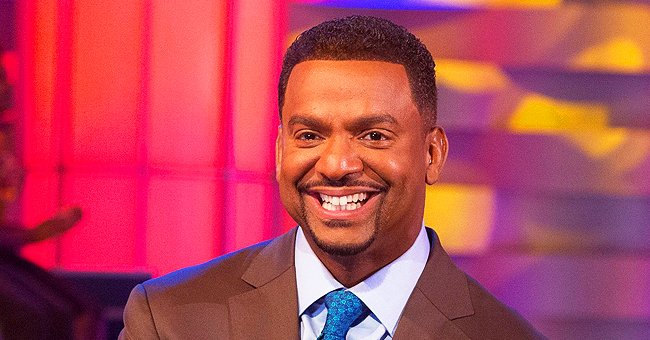 See This Cozy Pic of Alfonso Ribeiro's Wife Angela & Daughter Ava — the Latest Update from Their Family Road Trip