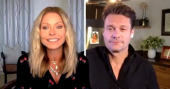 Kelly Ripa of 'Live with Kelly and Ryan' Tears up Saying She's Not Speaking to 2 of Her 3 Kids