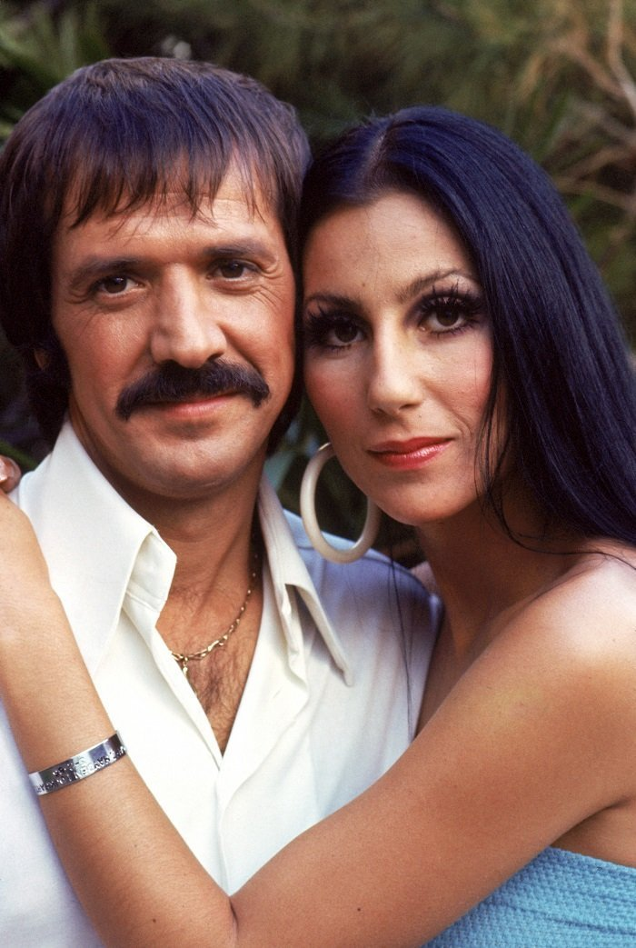 Cher and Sonny Bono I Image: Getty Images