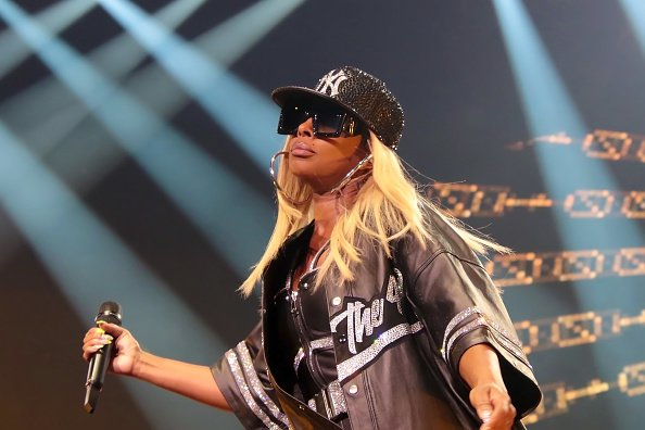 Mary J. Blige performing at Hard Rock Hotel & Casino Atlantic City on July 20, 2019 | Photo: Getty Images