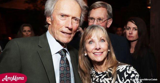 Clint Eastwood trifft seine Tochter 64 Jahre später nach ihrer Geburt