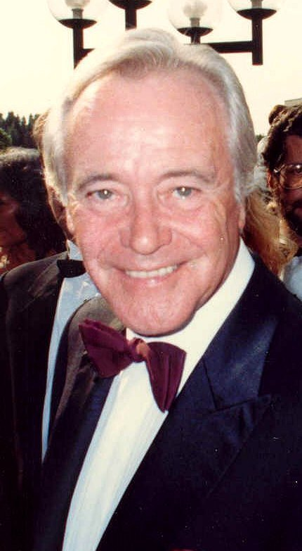 ack Lemmon during the 40th Emmy Awards, August 1988. | Source: Wikimedia Commons
