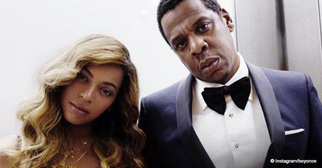 Beyonce Jay Z Give Sneak Peek Of Their Wedding Vow Renewal In