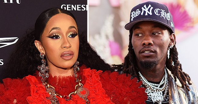 Cardi B Says She'll Beat up the Guy Who Cheats on Her during Her Interview with Vogue