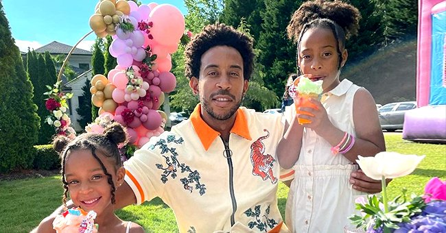 Check Out Ludacris' Family in a New Photo During Daughter Cadence's Lavish Birthday Party