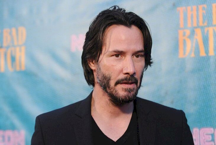 Keanu Reeves. Fuente: Getty Images