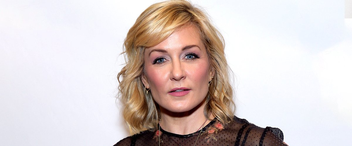 Amy Carlson of 'Blue Bloods' Fame Enjoys Nature with Her Kids and Husband While Social Distancing