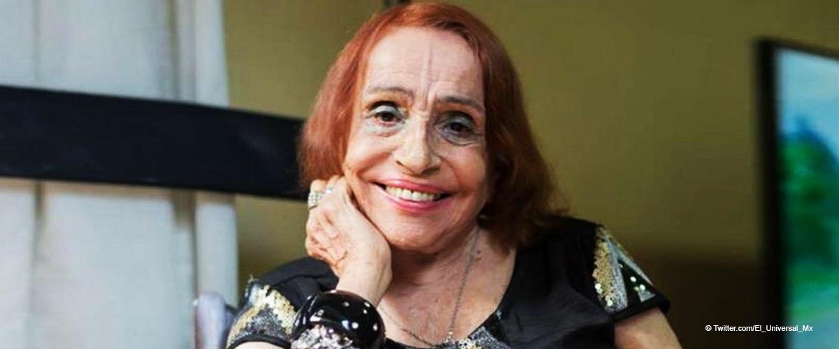 Fallece Amelita Vargas, famosa actriz y bailarina cubana, a los 91 años