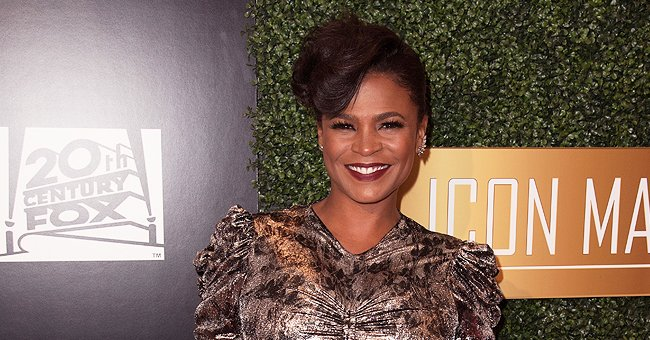 Nia Long's 8-Year-Old Son Poses with Braids in Close-up Photo Showing He Has Mom's Brown Eyes