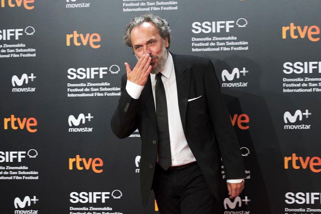 José Coronado en el estreno de 'Gigantes' durante el 66º Festival Internacional de Cine de San Sebastián, el 28 de septiembre de 2018 en San Sebastián, España. | Imagen: Getty Images