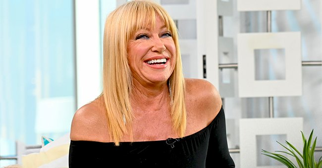 Suzanne Somers, 74, Pulls off a Twinning Look with Her Granddaughter in Short Shorts