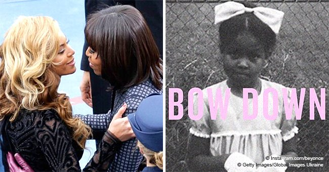 'Bow down,' Beyoncé shows adoration for pal Michelle Obama on her 55th birthday in sweet post