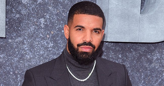 Check Out Drake's Two Tupac Shakur Chains (Photos)