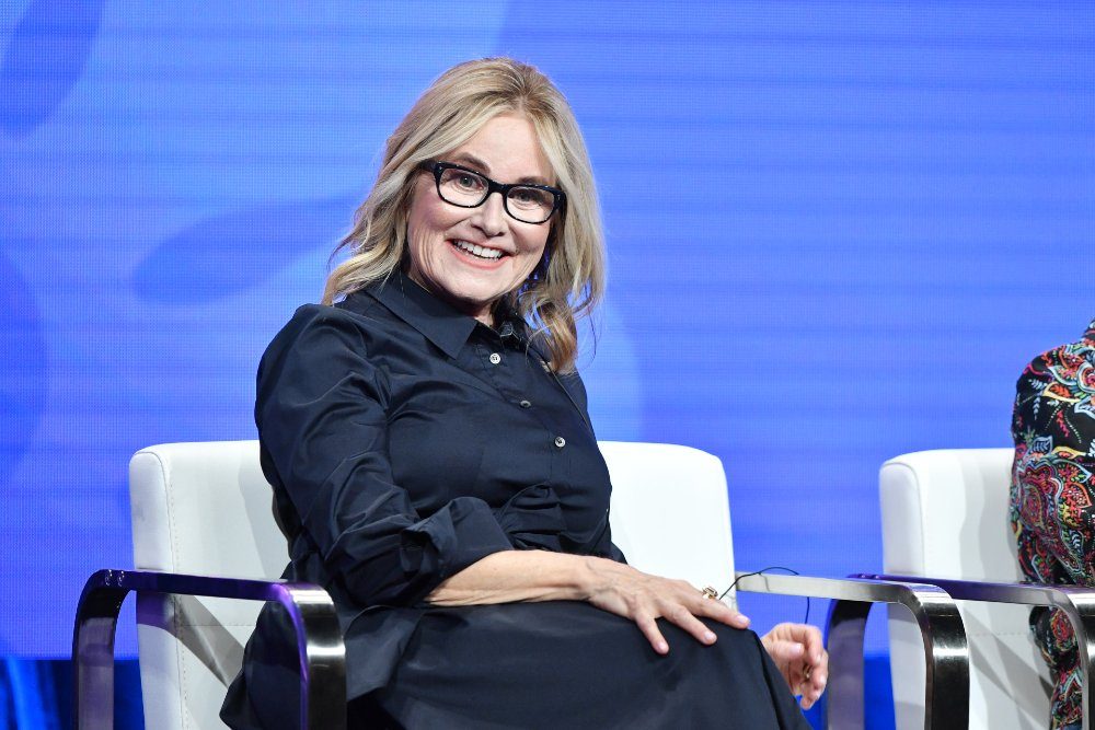 Maureen McCormick during the Summer 2019 Television Critics Association Press Tour in Beverly Hills, California, in July 2019. | Image: Getty Images.