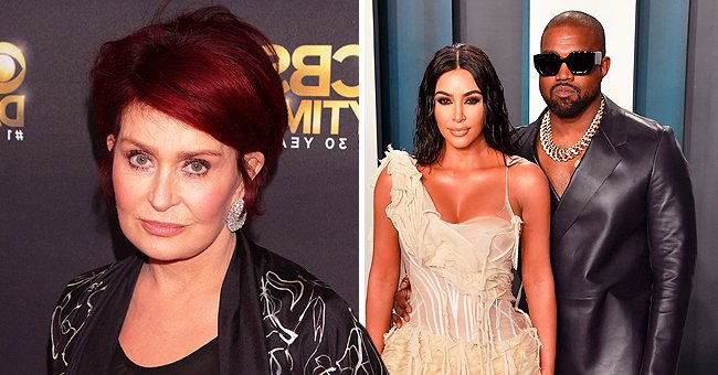 Sharon Osbourne Slams Kim Kardashian and Kanye West for Celebrating Their Wealth Amid the COVID-19 Pandemic