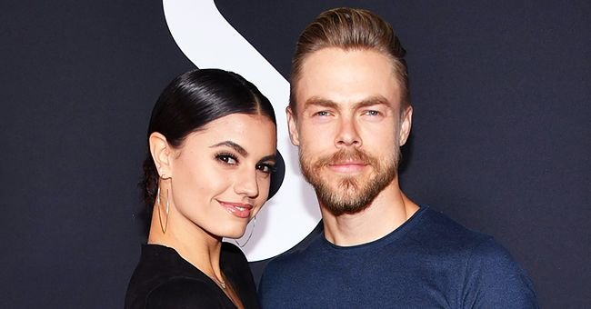 Here's How DWTS Judge Derek Hough Thinks His and Hayley Erbert's Future Child Is Going to Be Like