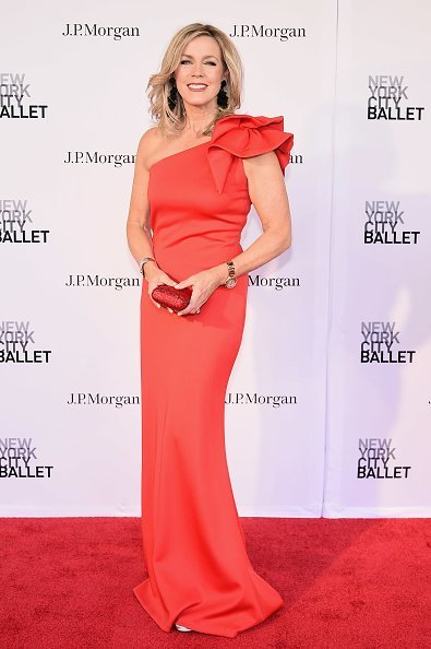 Deborah Norville at Lincoln Center on May 3, 2018 in New York City   Photo: Getty Images