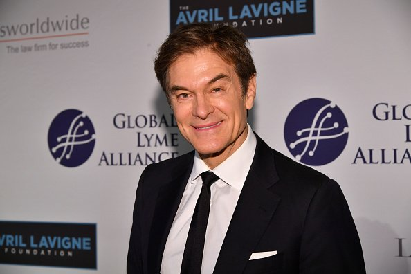 Dr. Oz at the Global Lyme Alliance fifth annual New York City Gala on October 10, 2019 | Photo: Getty Images