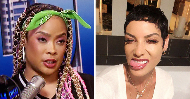 Da Brat Says Nicole Murphy Did Hook up with LisaRaye's Ex-Husband When They Were Married