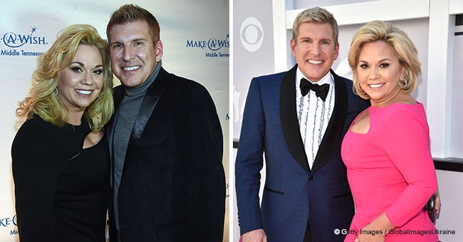 'Chrisley Knows Best' star Julie Chrisley reveals her spectacular 20-pound weight loss